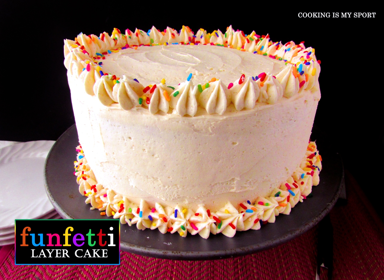 Funfetti Birthday Layer Cake3