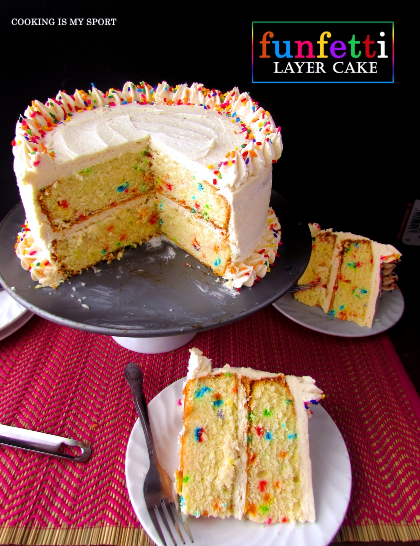 Funfetti Birthday Layer Cake4