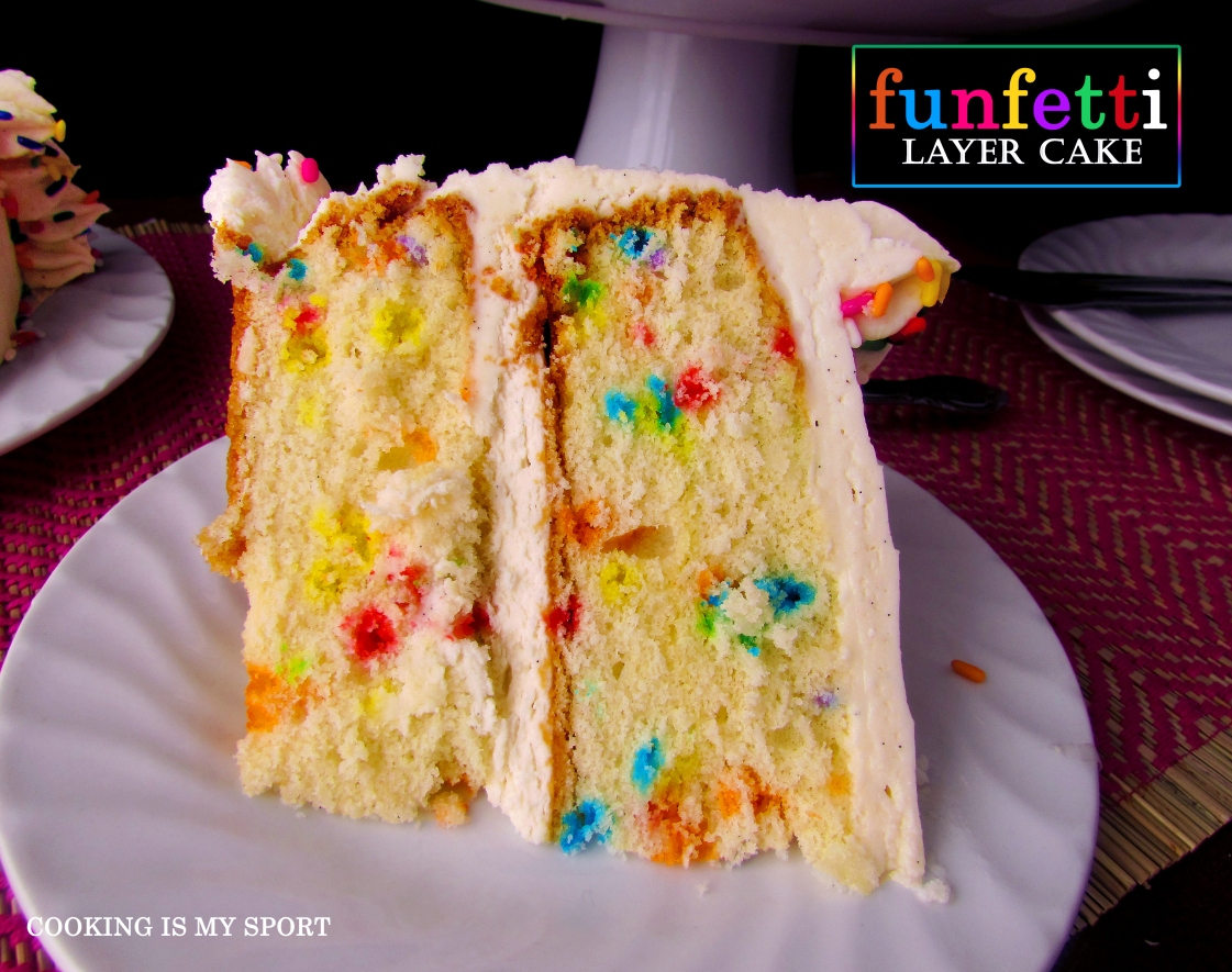 Funfetti Birthday Layer Cake5