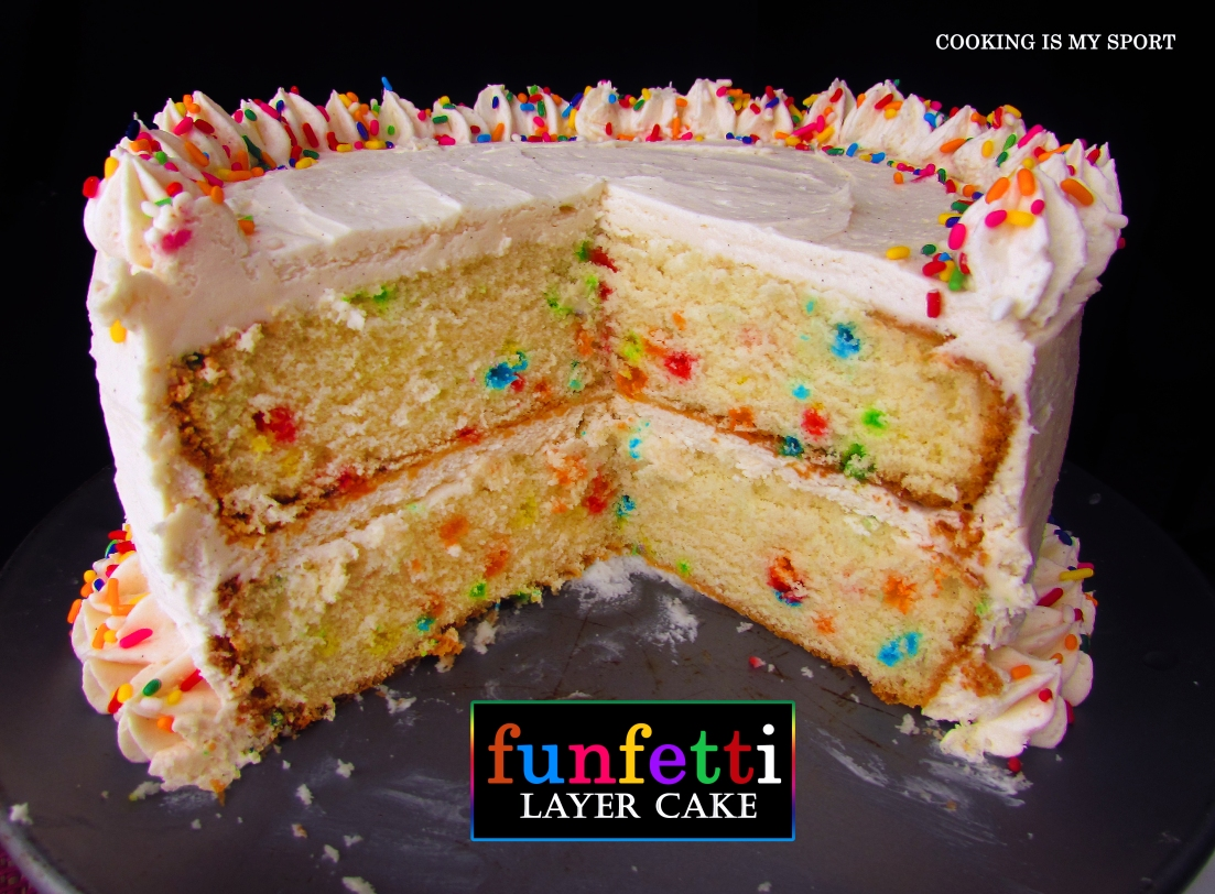 Funfetti Birthday Layer Cake6
