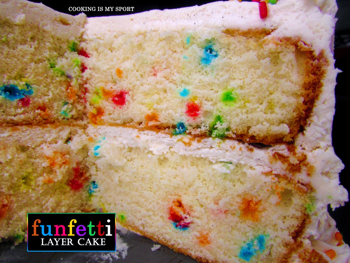Funfetti Birthday Layer Cake7