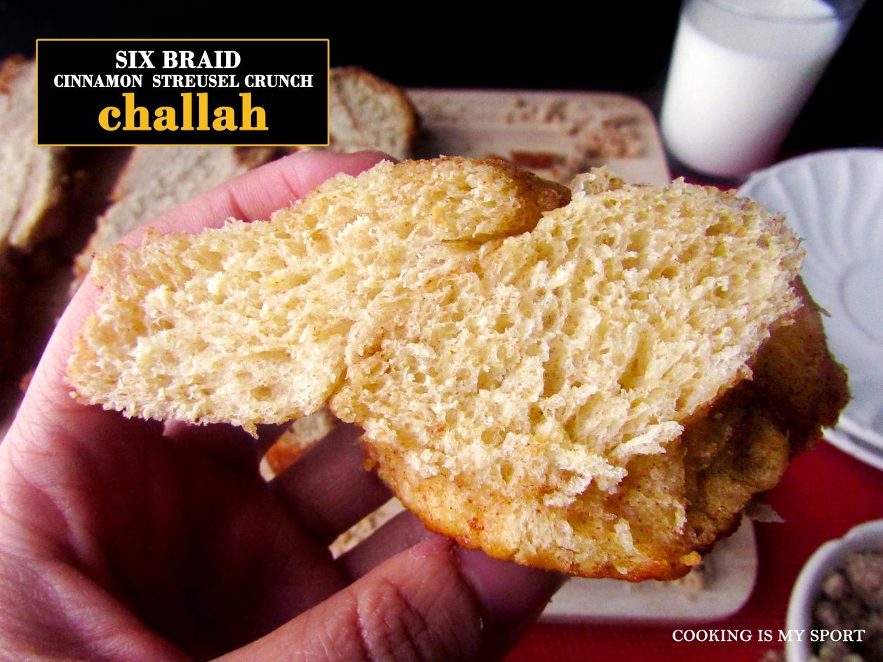 6 Braid Challah6