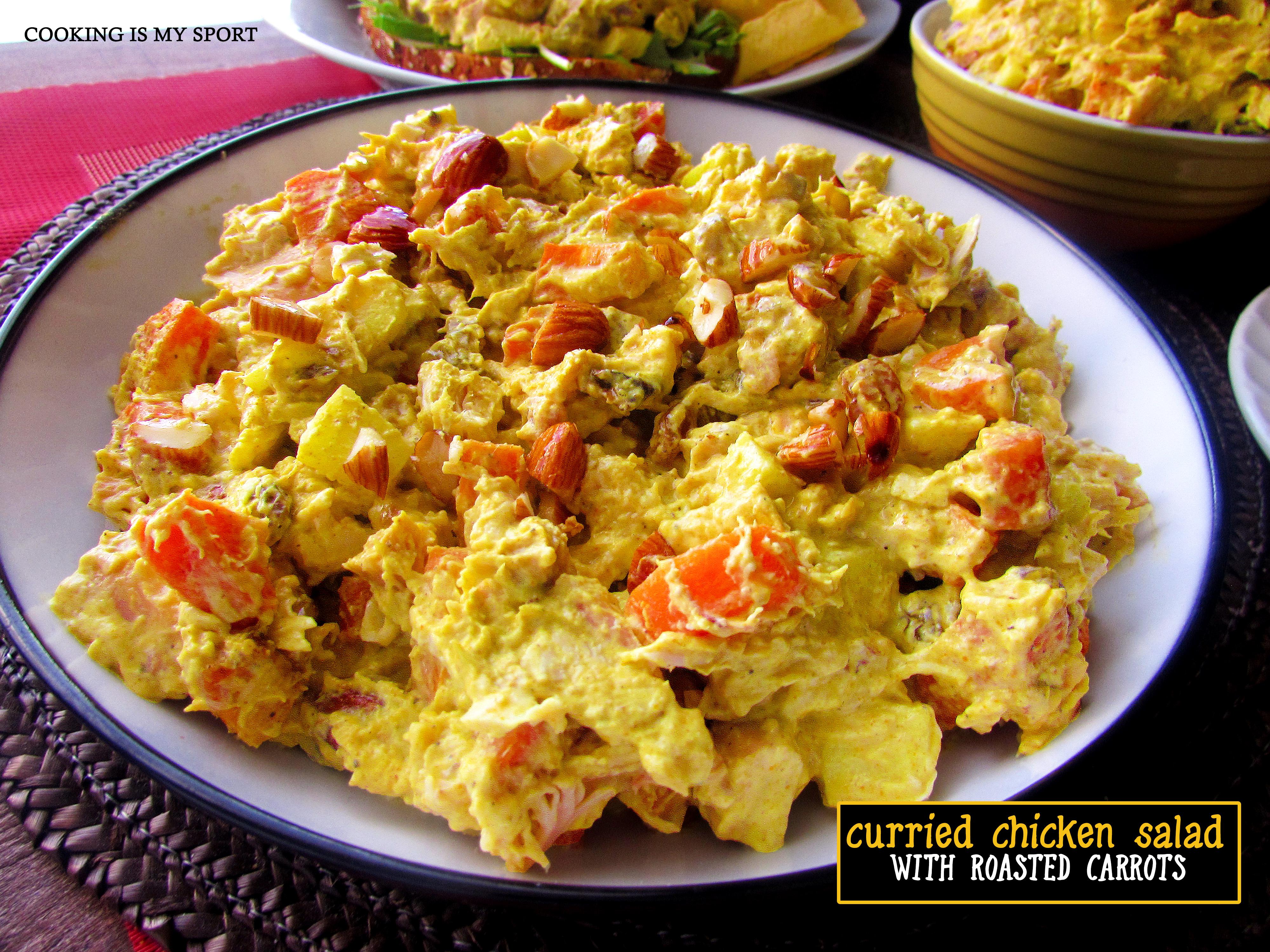 Curried Chicken Salad1