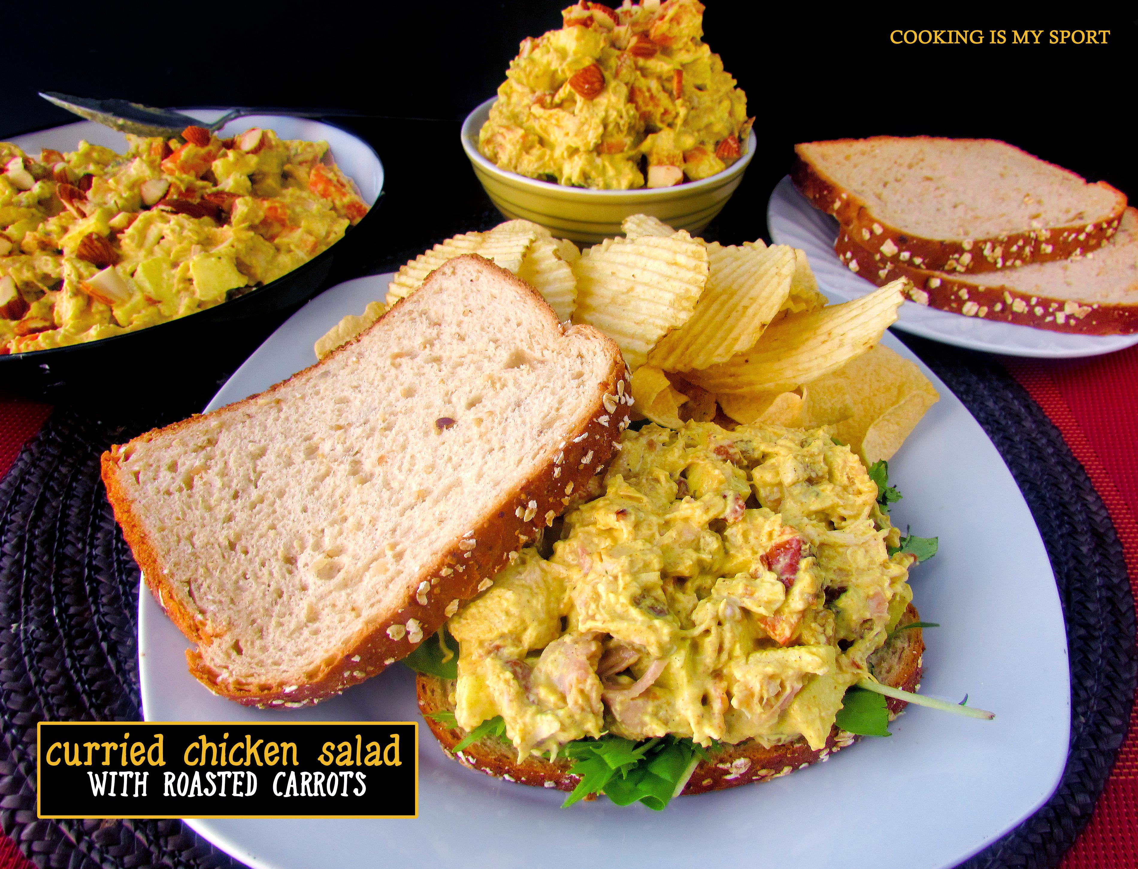 Curried Chicken Salad5