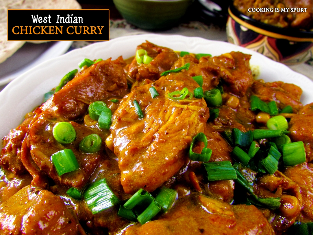 West Indian Chicken Curry2