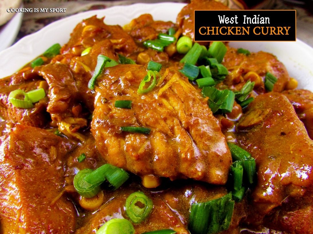 West Indian Chicken Curry3