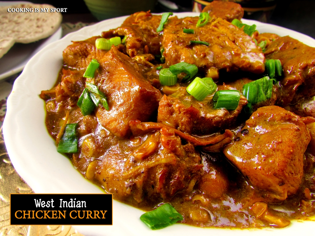 West Indian Chicken Curry4