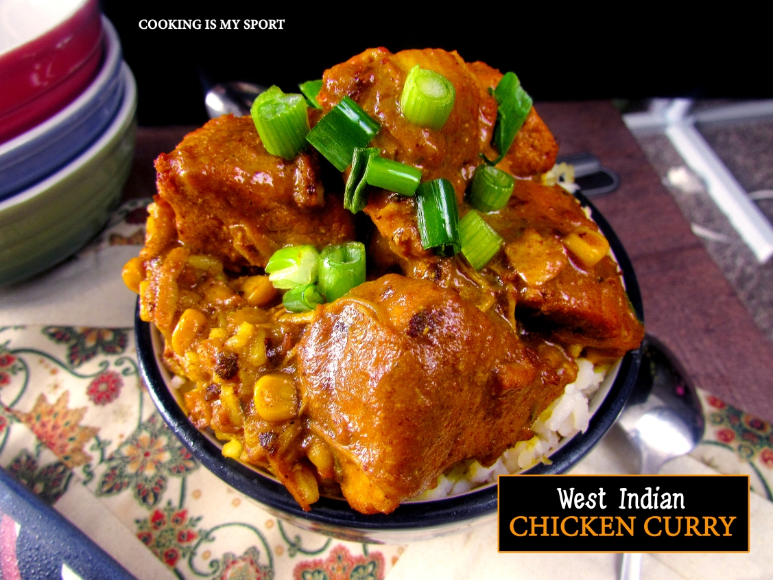 West Indian Chicken Curry7