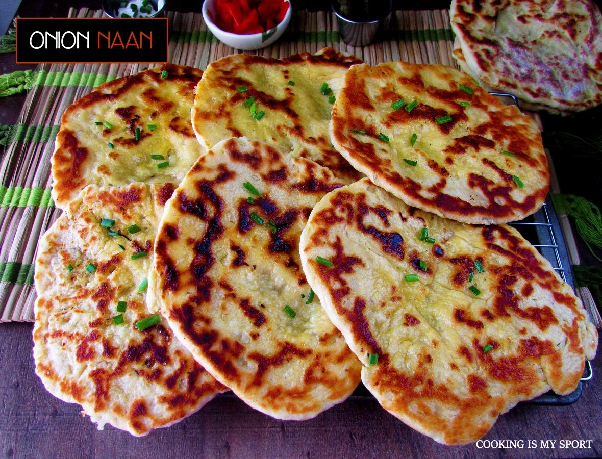 Onion Naan 1