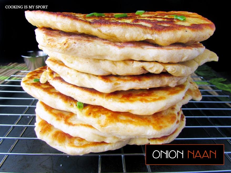 Onion Naan 5