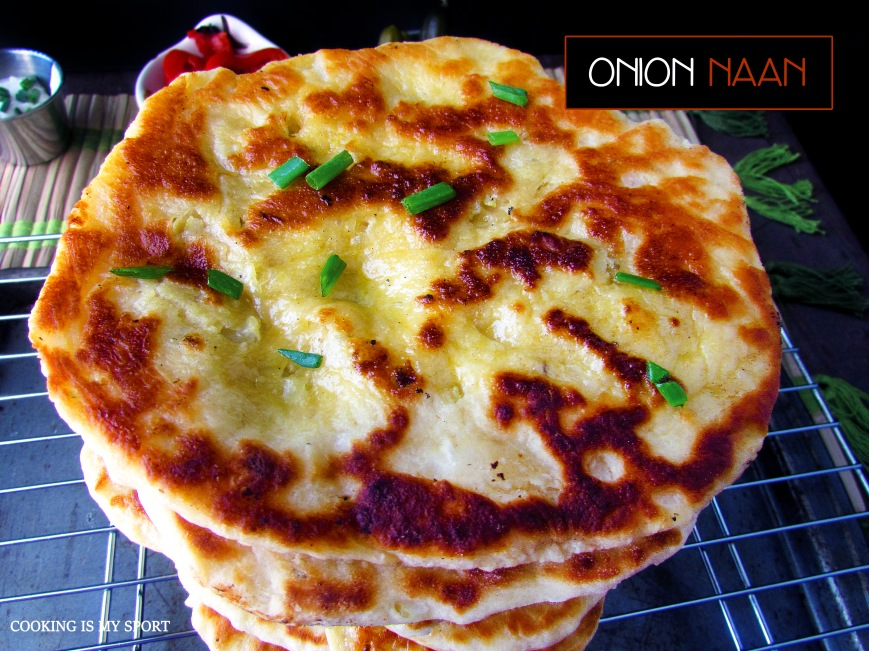 Onion Naan 6