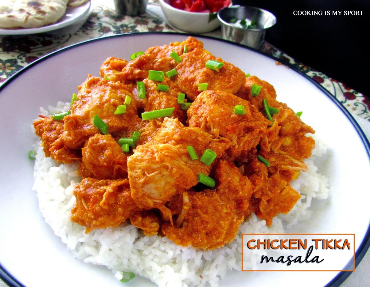 Chicken Tikka Masakla5