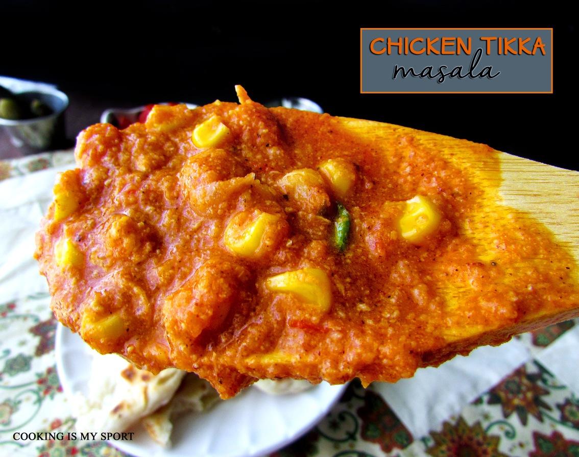 Chicken Tikka Masakla7