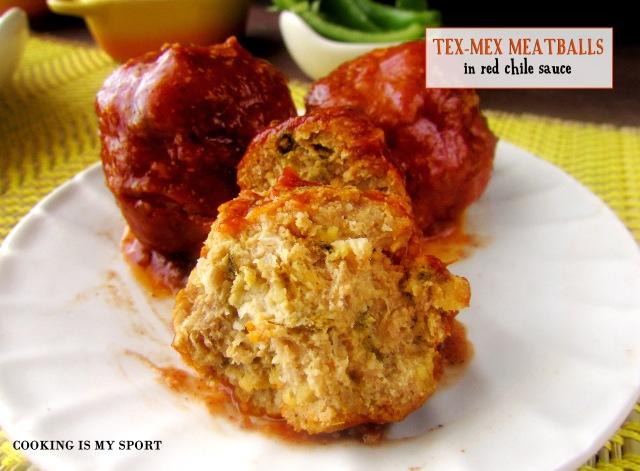 Tex Mex Meatballs5