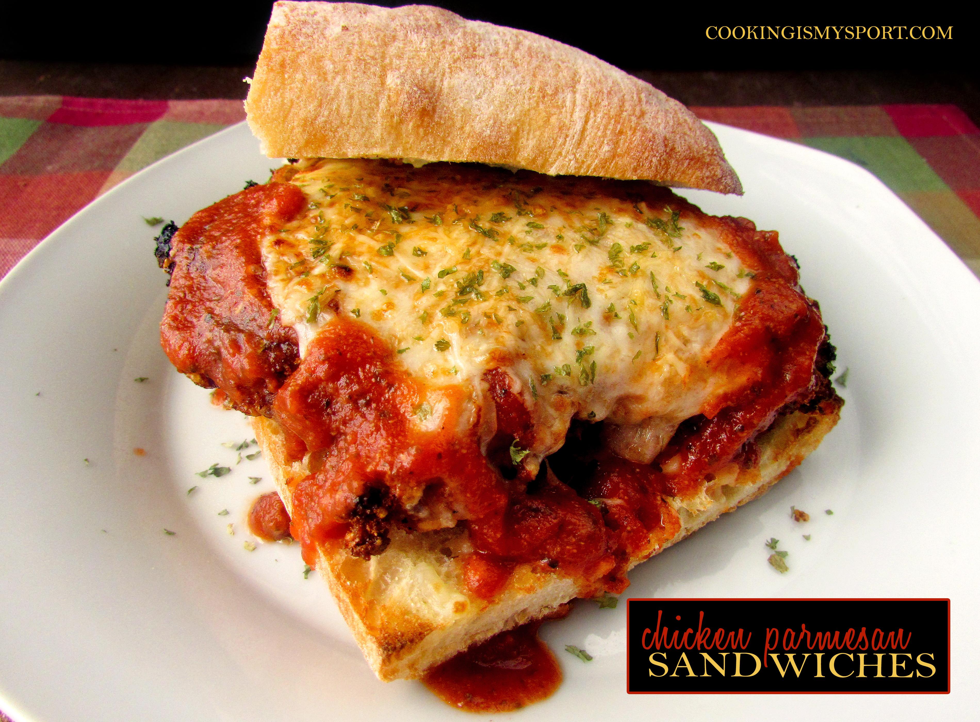 Chicken Parm Sandwiches2