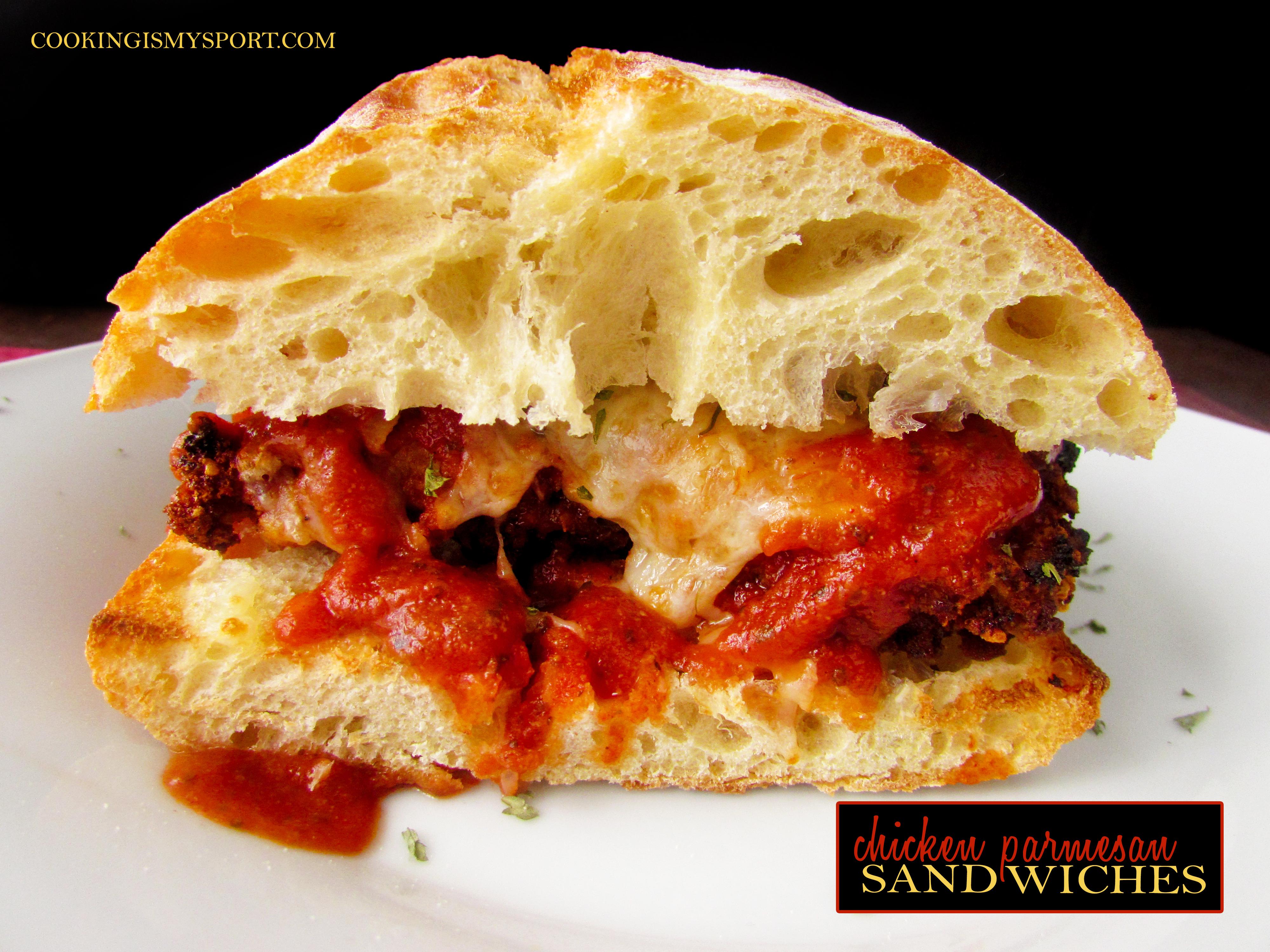 Chicken Parm Sandwiches3
