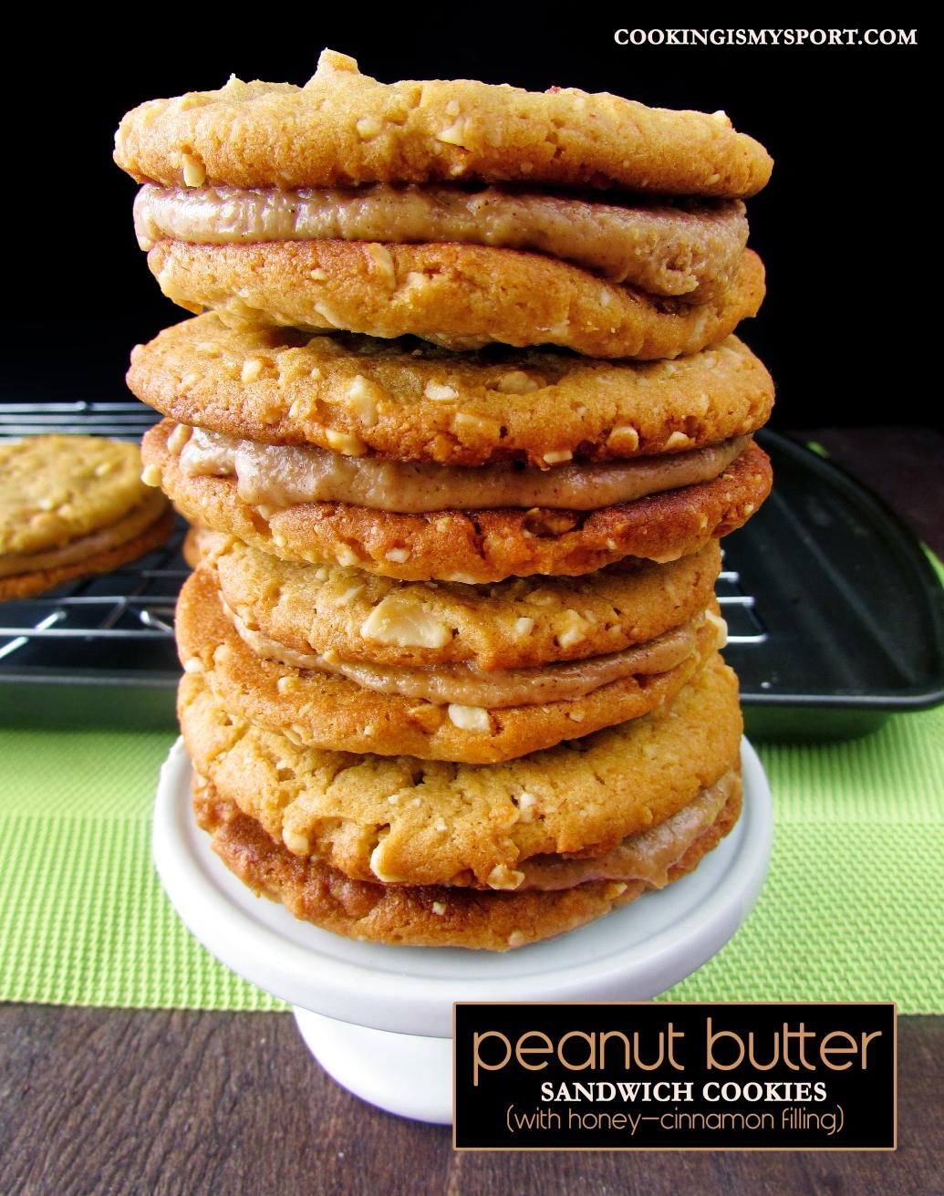 PB Sandwich Cookies4