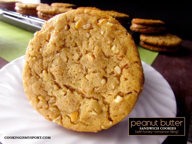 PB Sandwich Cookies5