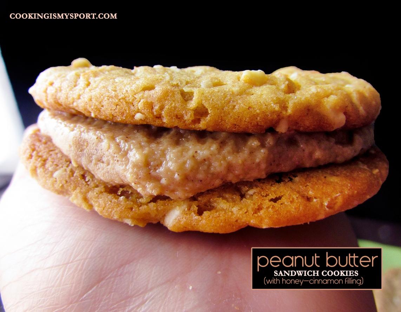 PB Sandwich Cookies6