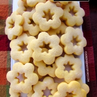 Perfect Butter Cookies