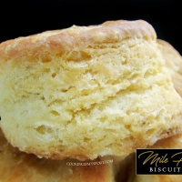 Mile High Biscuits