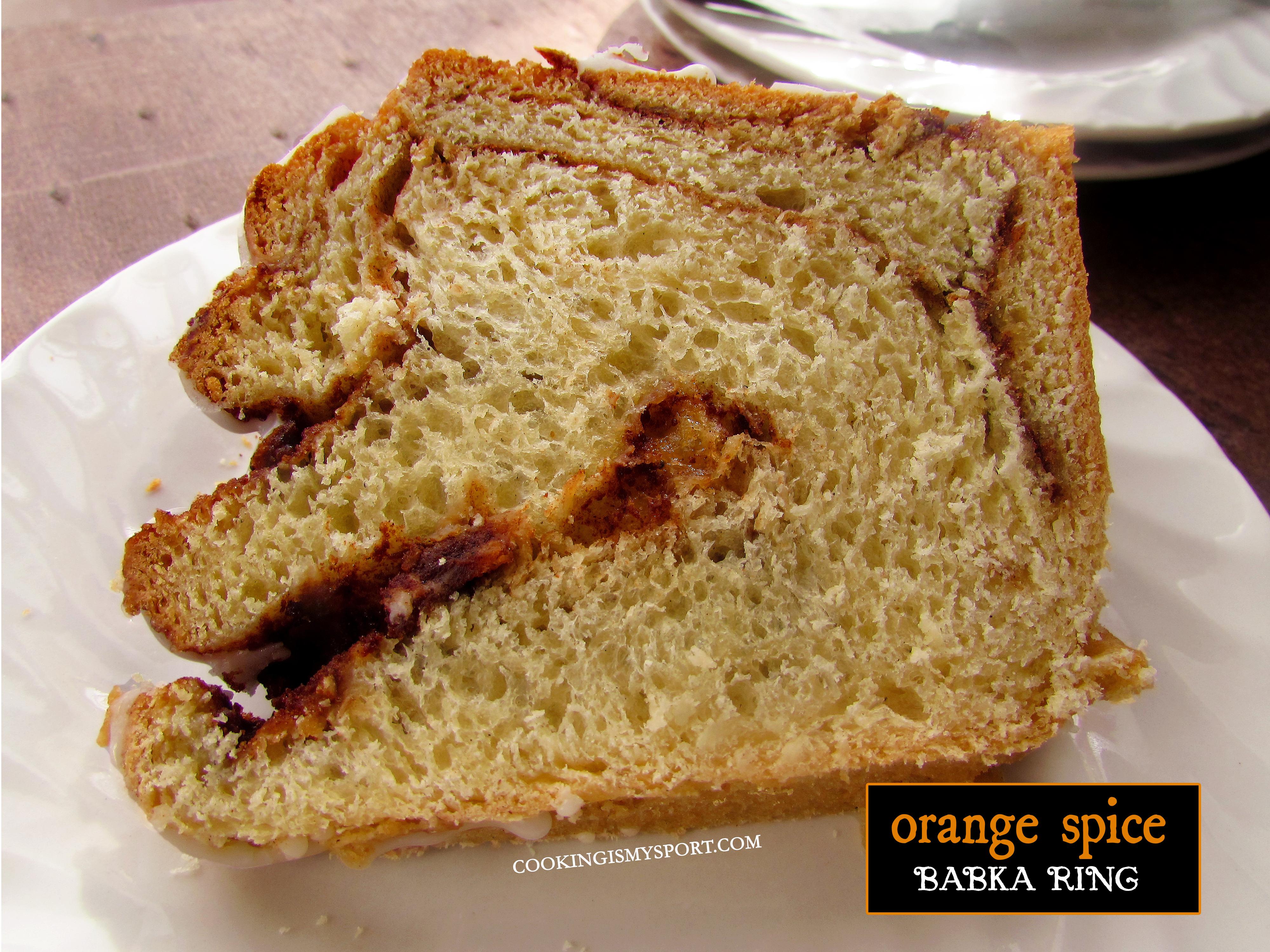 Orange Spice Babka Ring5