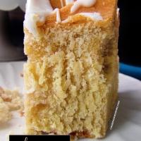 Cardamom Cream Bundt Cake