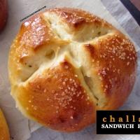 Challah Sandwich Buns